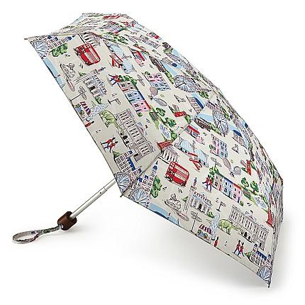 Joules Kensington-2 Raining Dogs Umbrella